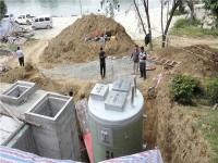 一体化提升泵站案例