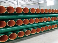玻璃钢复合电力保护管